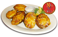 Potato Skins MJs Raw Bar New Bern